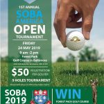 1st Annual Golf Open Tournament