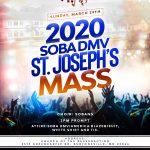 SOBA DMV 2020 St. Joseph's Mass